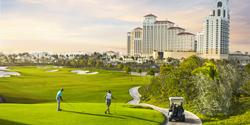 Royal Blue Golf Course at Baha Mar Resort and Casino