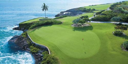 Sandals Emerald Bay Golf Course